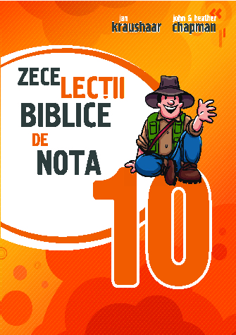 Coperta Manual - Zece lectii biblice de nota 10